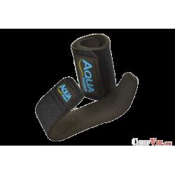 Aqua Neoprene Rod Straps