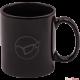 Mug Glasses Logo Burgundy