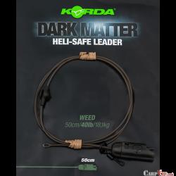 Dark Matter Leader Heli Safe 50 cm 40lb