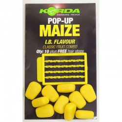 Pop Up Maize IB Yellow