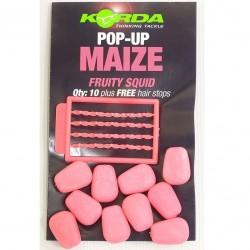 Pop Up Maize Fruity Squid Pink
