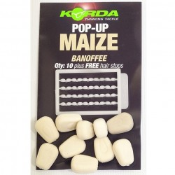 Pop Up Maize Banoffee White