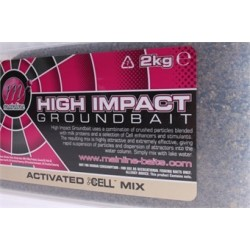 High Impact Groundbait The CELL 2kg