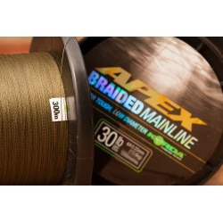 Apex Braided Mainline 1200 mtr