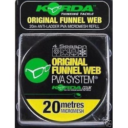 Funnel Web 4 Season HEXMESH RECHARGE 20 mtr