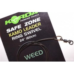 Safe zone Kamo Leaders - Ring Swivel Vert