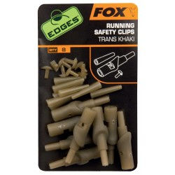 EDGES™ Running Safety Clips