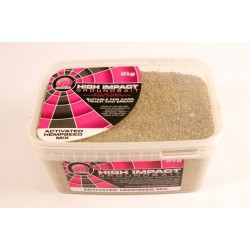High Impact Groundbait Active Hemp Mix 2kg
