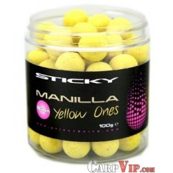 Manilla Yellow Ones Wafters - 16mm