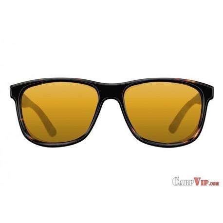 Sunglasses Classics Matt Tortoise / Yellow Lens
