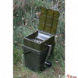 Advanced Boilie Crusher Full System (seaux inclus, avec boîtes)