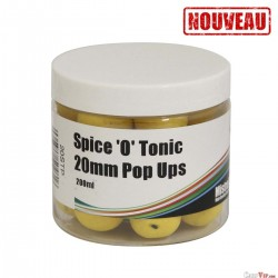 Specialist Carp Food Spice O Tonic Pop Ups