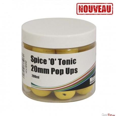 Specialist Carp Food Spice O Tonic Pop Ups