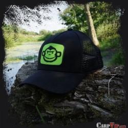 Trucker Cap Black/Green