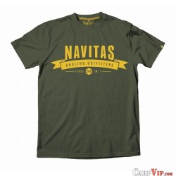 Outfitters T-Shirt Vert