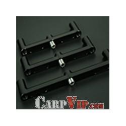 Singlez 2 Rod buzzbar Aluminium Black